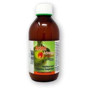 Acidex Advance Oral Suspension Peppermint Flavour