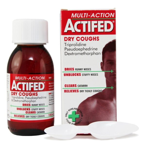 Actifed Dry Coughs