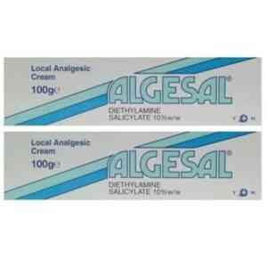 Algesal Cream, 100g
