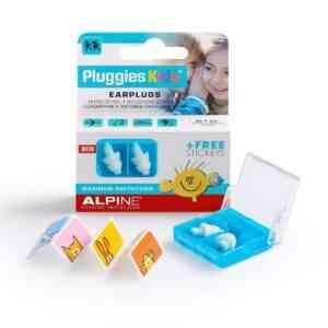 Alpine Pluggies Kids Ear Plugs