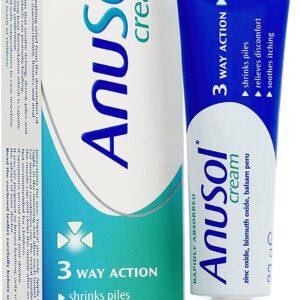 Anusol Haemorrhoids Treatment Cream 23g