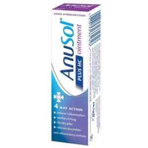 Anusol Plus HC Ointment, 15g