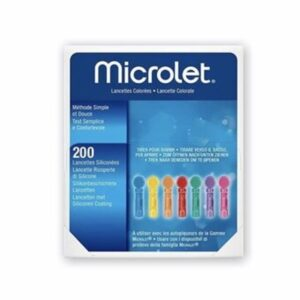 Ascensia Microlet Lancets 28G