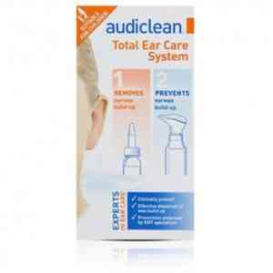Audiclean Total Ear Care System