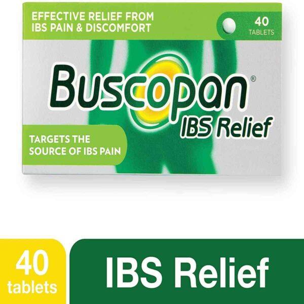 Buscopan IBS Relief, 40 tablets