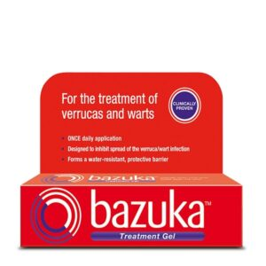 Bazuka Treatment Gel For Verrucas And Warts