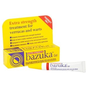 Bazuka Verruca Gel Extra Strength