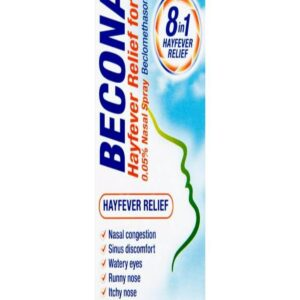 Beconase Hayfever Relief For Adults spray