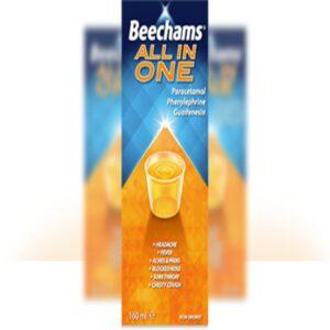 Beechams All In One Liquid