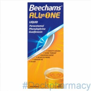 Beechams All In One Liquid