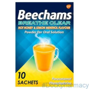 Beechams Breath Clear Honey And Lemon