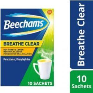 Beechams Breath Clear Honey And Lemon