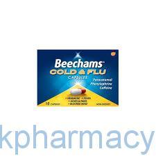Beechams Cold And Flu Caps