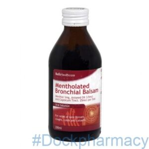 Bells Mentholated Bronchial Balsam