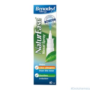 Benadryl Allergy Naturease Nasal Spray s