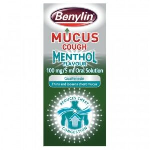 Benylin Mucus Cough Mentho
