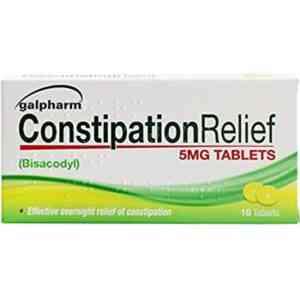 Bisacodyl 5mg Laxative Tablet