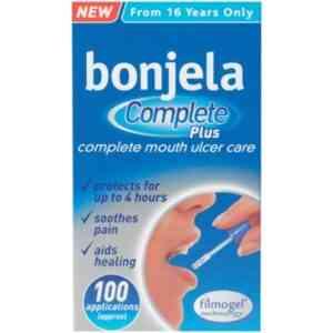 Bonjela Complete Plus Mouth Ulcer Care