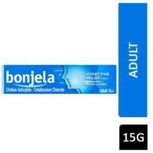 Bonjela Gel Mouth Ulcer relief For Adult