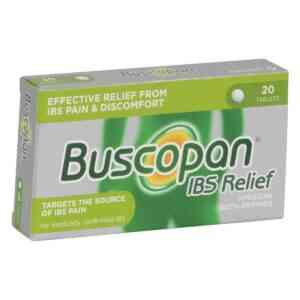 Buscopan IBS Relief Tablets, 20 Tablets