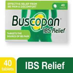 Buscopan IBS Tablet, 40 Tablets