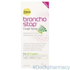Buttercup Bronchostop Syrup 120