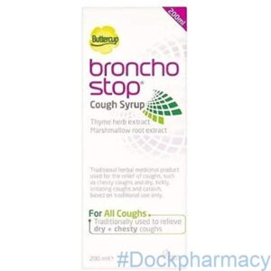 Buttercup Bronchostop Syrup 200