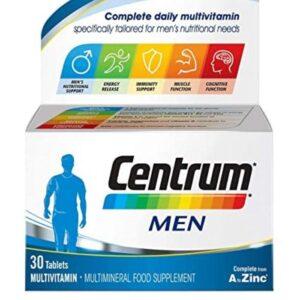 Centrum multivitamin men
