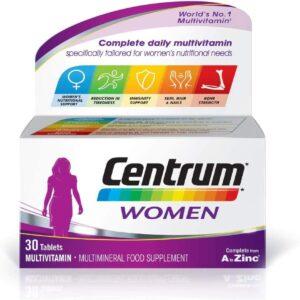 centrum women tablets