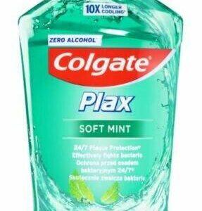 Colgate Plax Soft MINT Mouthwash 250ml Zero Alcohol