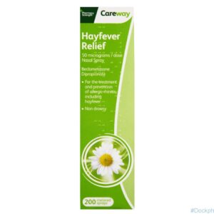 Careway Allergy Relief Nasal Spray