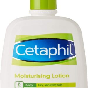 Cetaphil Moisturising Lotion For Sensitive And Dry Skin