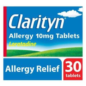 Clarityn Allergy Hayfever Relief tablets