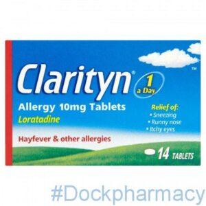 Clarityn Tablets 14s