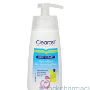 Clearasil Dc Hy-Blast Skin Perf Wash Reg, 150ml