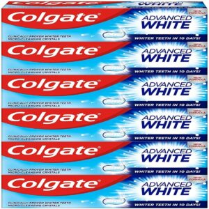 buy Colgate Advanced Whitening Toothpaste With Fluoride