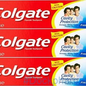 colgate cavity protection toothpaste £1 offer