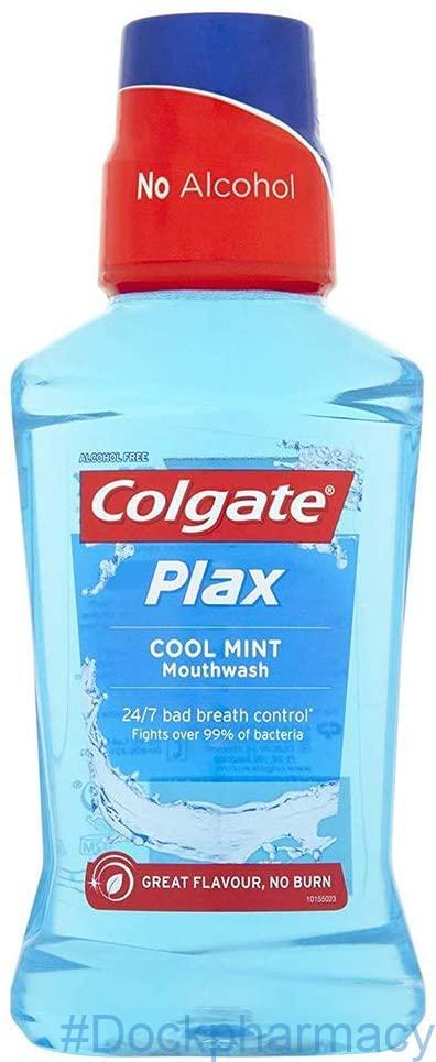 Colgate Plax Cool MintMouthwash