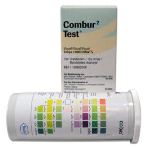 Combur 7 Test Strips