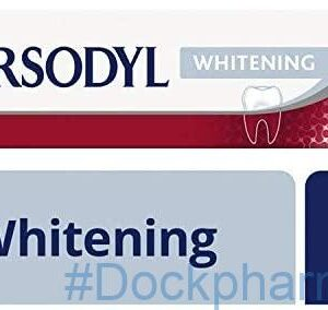 Corsodyl Daily Whitening Toothpaste