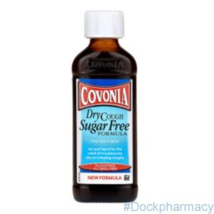 covonia dry cough (pholcodine)