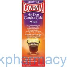 Covonia Night Time Hot Dose