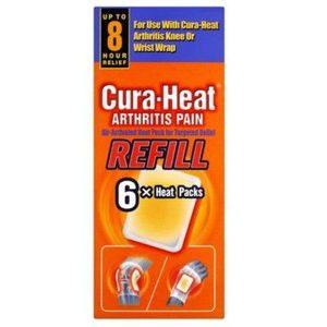 Cura Heat Arthritis Pain Refill