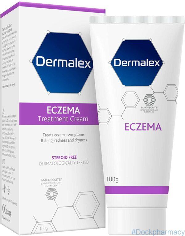 Dermalex Eczema cream 100g