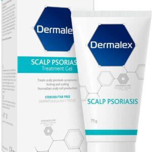 Dermalex Psoriasis Scalp Treatment Gel
