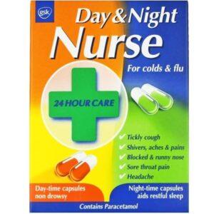 Day And Night Nurse Capsules