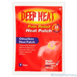 Deep Heat Well Patch