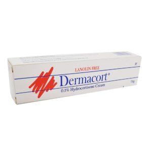 Dermacort Hydrocortisone Cream