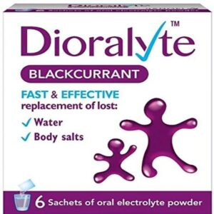 Dioralyte Blackcurrant Restore Fluids And Electrolytes