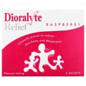 Dioralyte Relief Raspberry